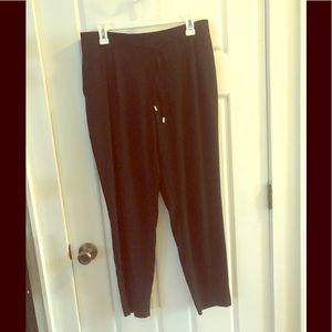 Zara basic black pants